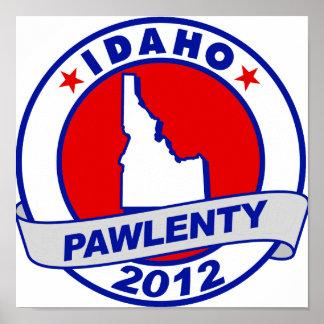 Pawlenty - Idaho Impresiones