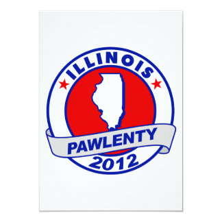 Pawlenty - illinois custom announcements