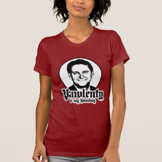 PAWLENTY IS MY HOMEBOY.png T-shirts