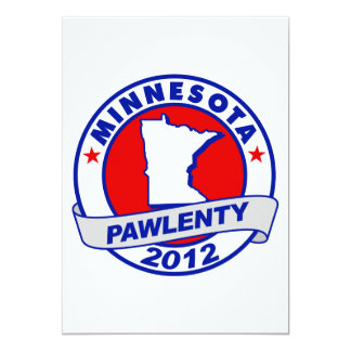 Pawlenty - minnesota invitation