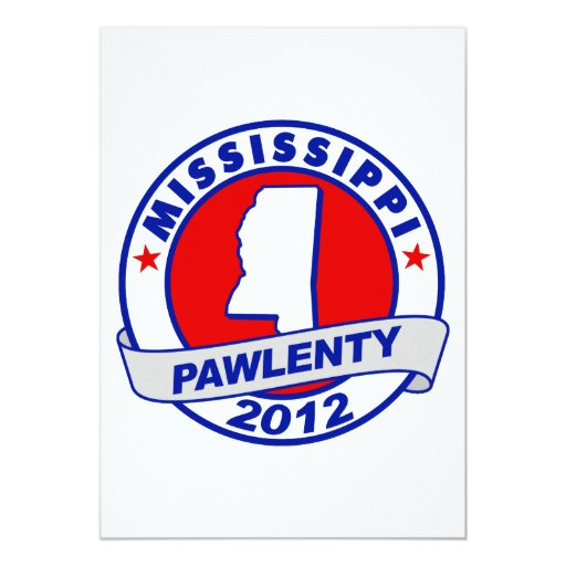 Pawlenty - mississippi announcement
