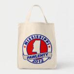 Pawlenty - mississippi bag