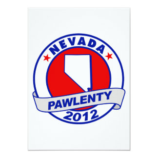 Pawlenty - nevada invitations