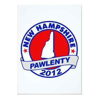 Pawlenty - new hampshire announcements