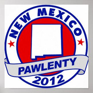 Pawlenty - New México Impresiones