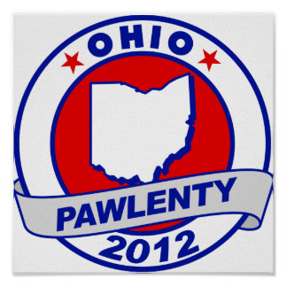 Pawlenty - Ohio Impresiones