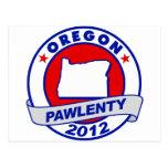 Pawlenty - oregon postcards