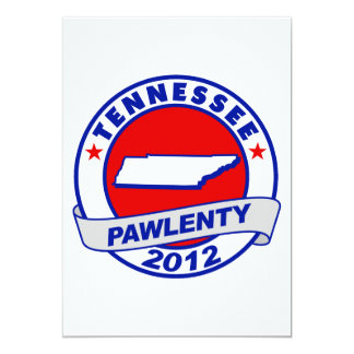 Pawlenty - tennessee personalized announcements