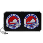 Pawlenty - Virginia iPod Altavoces