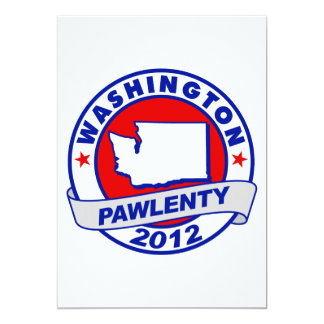 Pawlenty - washington personalized invites