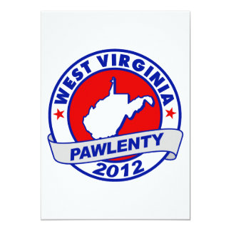 Pawlenty - west virginia announcements