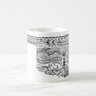 Pawley all OK art mug