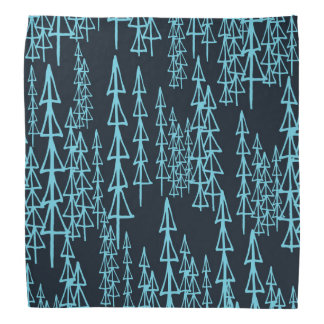 pawley night forest bandana