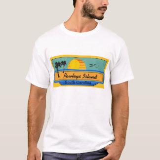 Pawleys Island Beach Scene T-Shirt