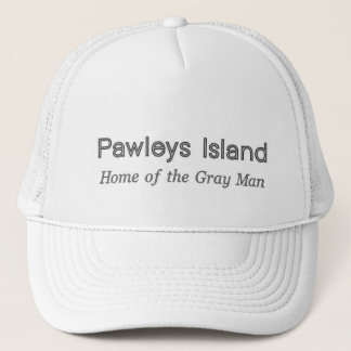 Pawleys Island Gray Man Trucker Hat