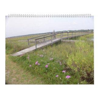 Pawleys Island Large Wall Calendar