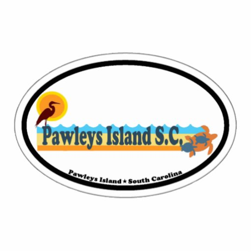 Pawleys Island. Photo Cutouts