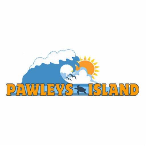 Pawleys Island. Photo Cut Outs