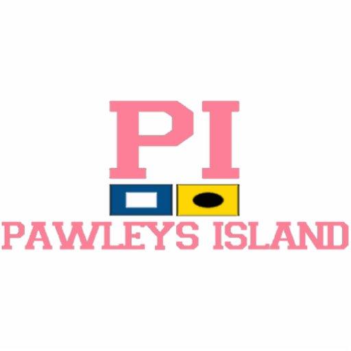 Pawleys Island. Photo Cut Out
