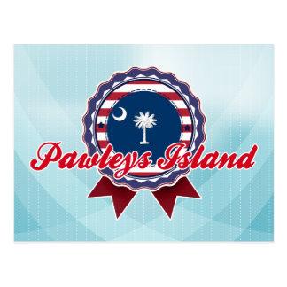 Pawleys Island, SC Postcard