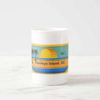 Pawleys Island, SC Tea Cup
