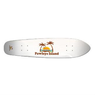 Pawleys Island. Skate Board