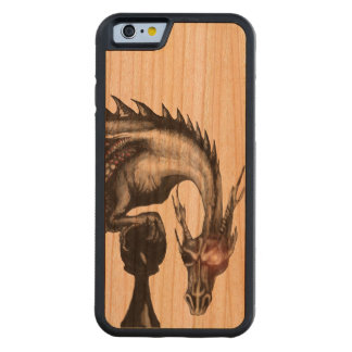 pawn dragon wood iPhone 6 case