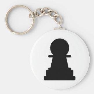 Pawn Keychain