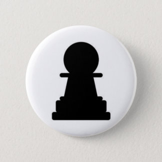 Pawn Pinback Button