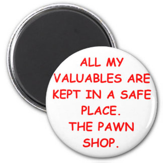 PAWN.png 2 Inch Round Magnet