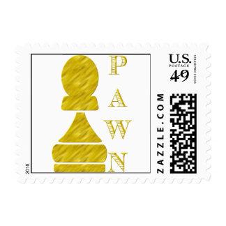Pawn Postage