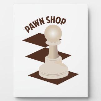 Pawn Shop Plaques