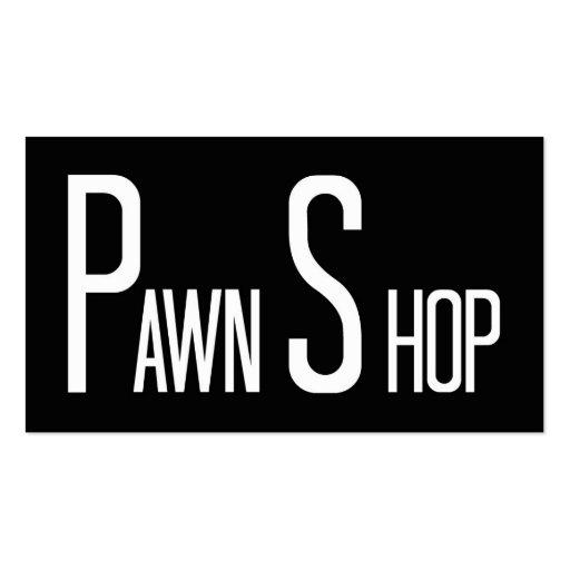 Pawn Shop Logo Design