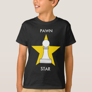 Pawn Star Chess Player Gear T-Shirt