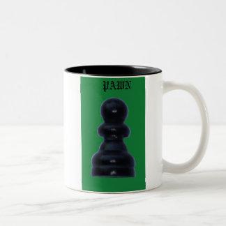 PAWN Two-Tone COFFEE MUG