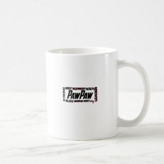 Pawpaw Fathers day strong loyal Grandpa Coffee Mug