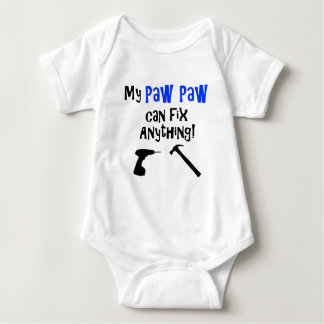 PawPaw fix anything Baby Bodysuit