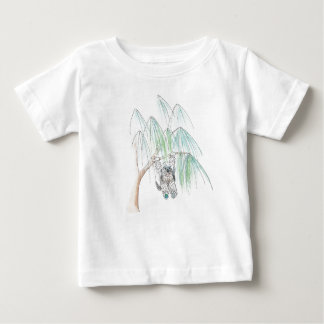 PawPaw in a willow Infant T Baby T-Shirt