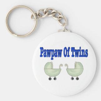 Pawpaw of TWINS Keychain