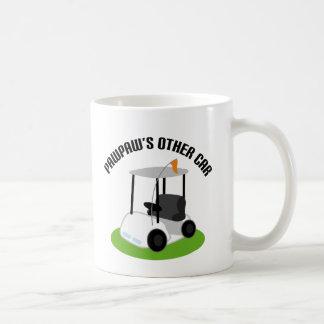 Pawpaws Other Car (Golf Cart) Coffee Mug