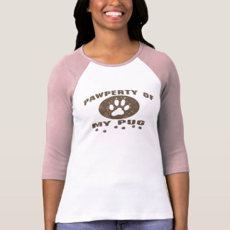 Pawperty_pug_zazzle2 Shirts