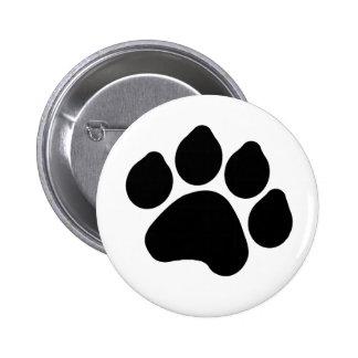 Pawprint Button