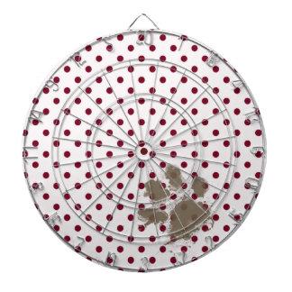 Pawprint en los lunares de Borgoña
