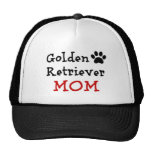 Pawprint Golden Retriever Mom Trucker Hat