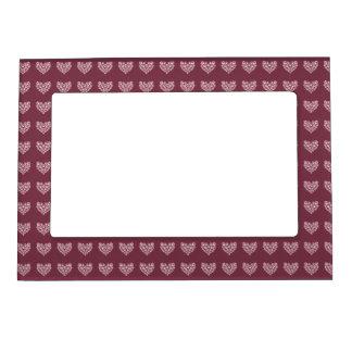 Pawprint Heart Magnetic Frame