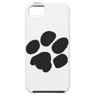 Pawprint iPhone cover iPhone 5 Cover