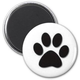 Pawprint Magnet