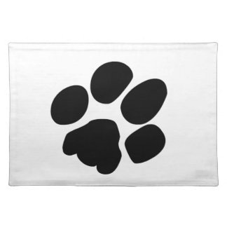 Pawprint Placemats