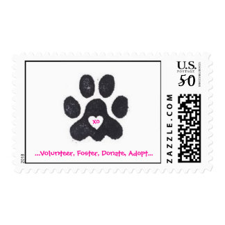 Pawprint Stamp