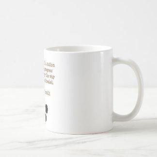 PawPrintGhandi Mug